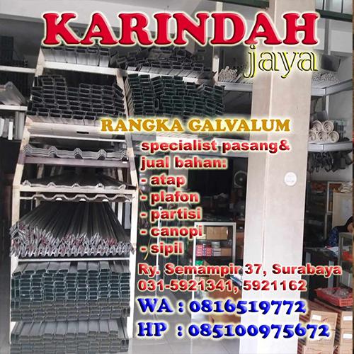 pusat baja ringan-kanopi-plafon-partisi-Surabaya (30)